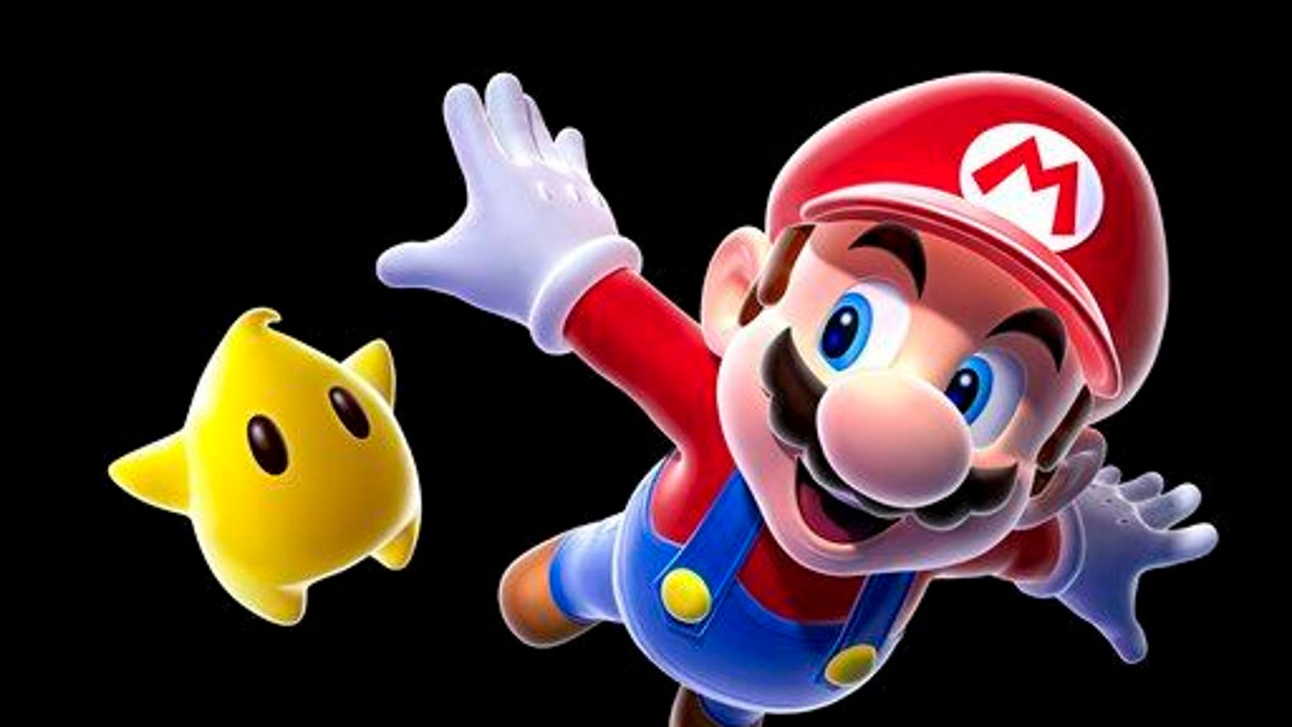 """In this image provided by Nintendo, video game icon Mario is shown. Even though Mario hasn't changed much in nearly three decades, the latest game he stars in, the newly released """"The New Super Mario Bros. Wii,"""" is one of the holiday season's top titles."""