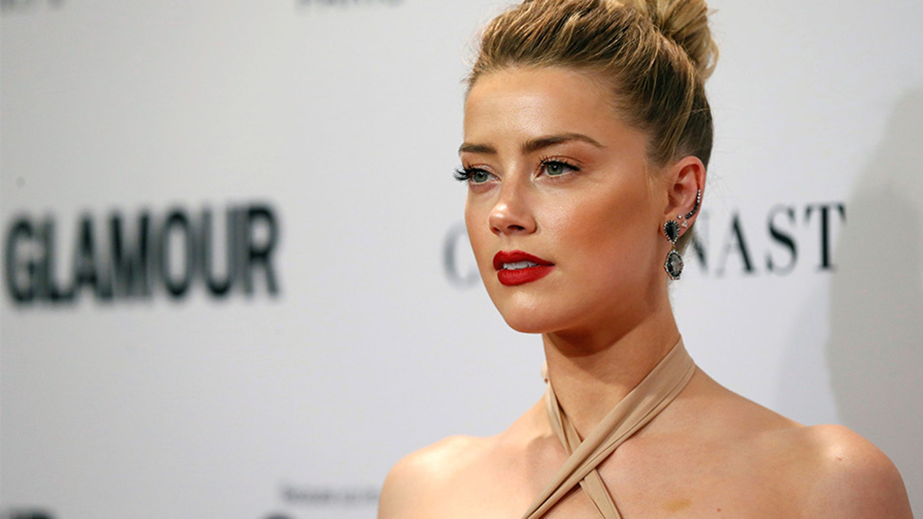 "Amber Heard told Allure Magazine ""I don't identify as anything"" when she was asked about her sexuality."