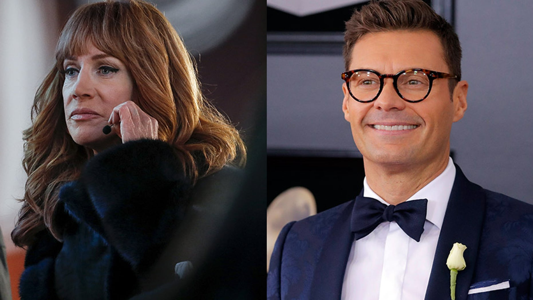 Kathy Griffin offered stylist Suzie Hardy a job after she accused Ryan Seacrest of sexual harassment.