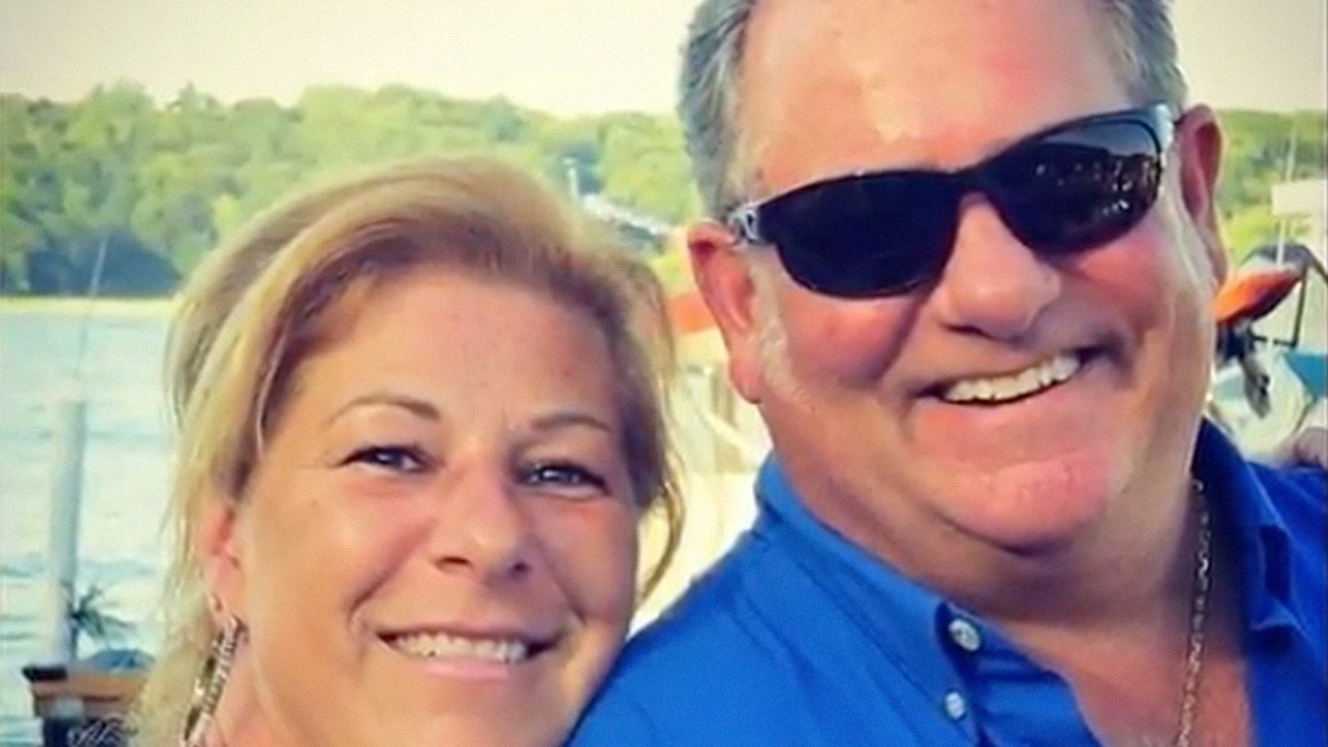 Debbie Cardarelli filed a lawsuit in the Court of Common Pleas in Philadelphia, seeking more than $1 million in damages after an incident involved her late husband Richard.