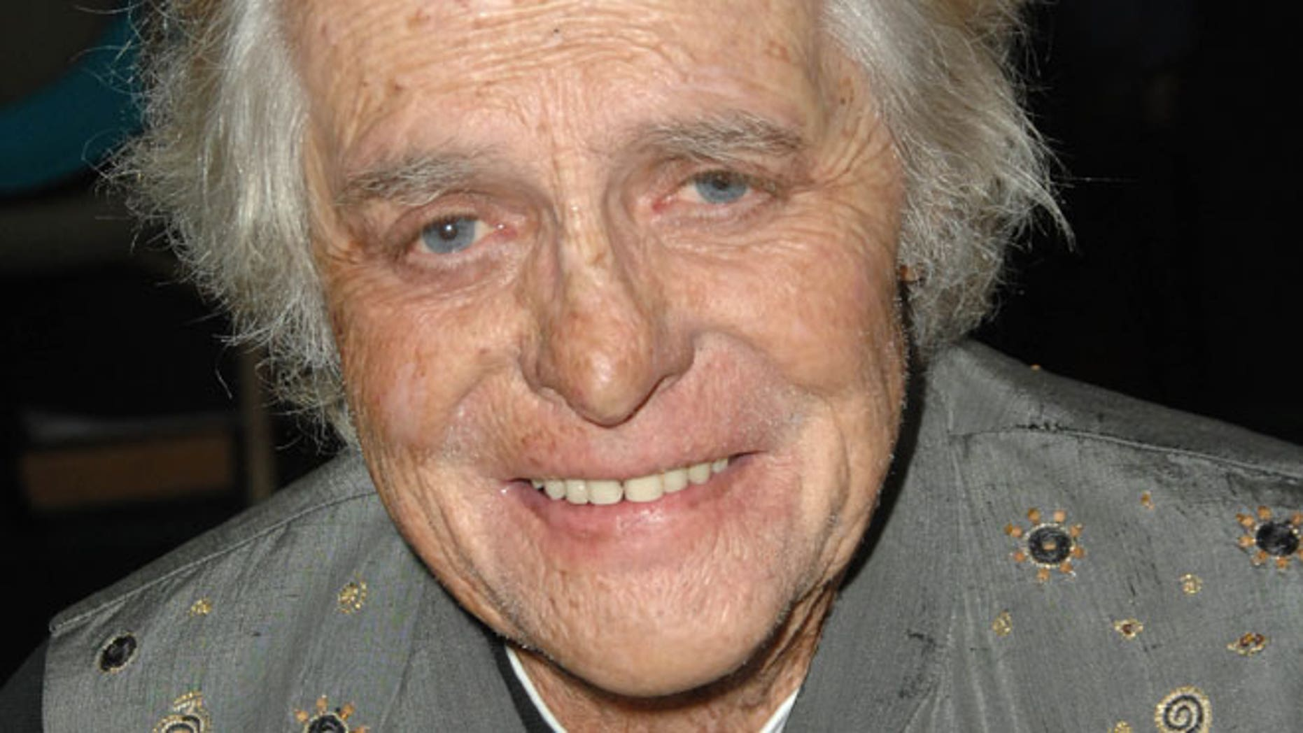 Actor Richard Lynch is seen in 2011.