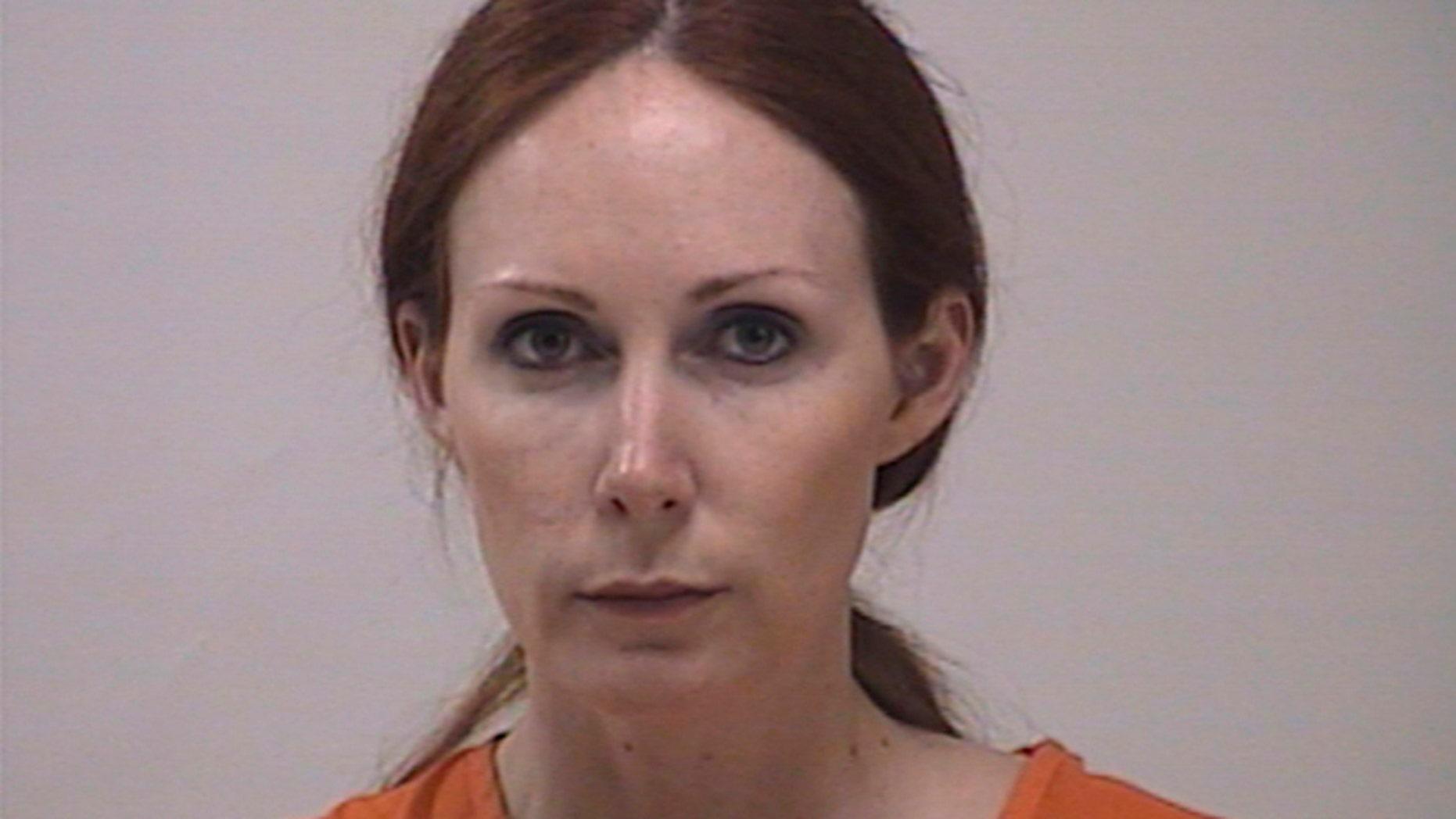 Shannon Guess Richardson entered her guilty plea Tuesday in Texarkana, Texas.
