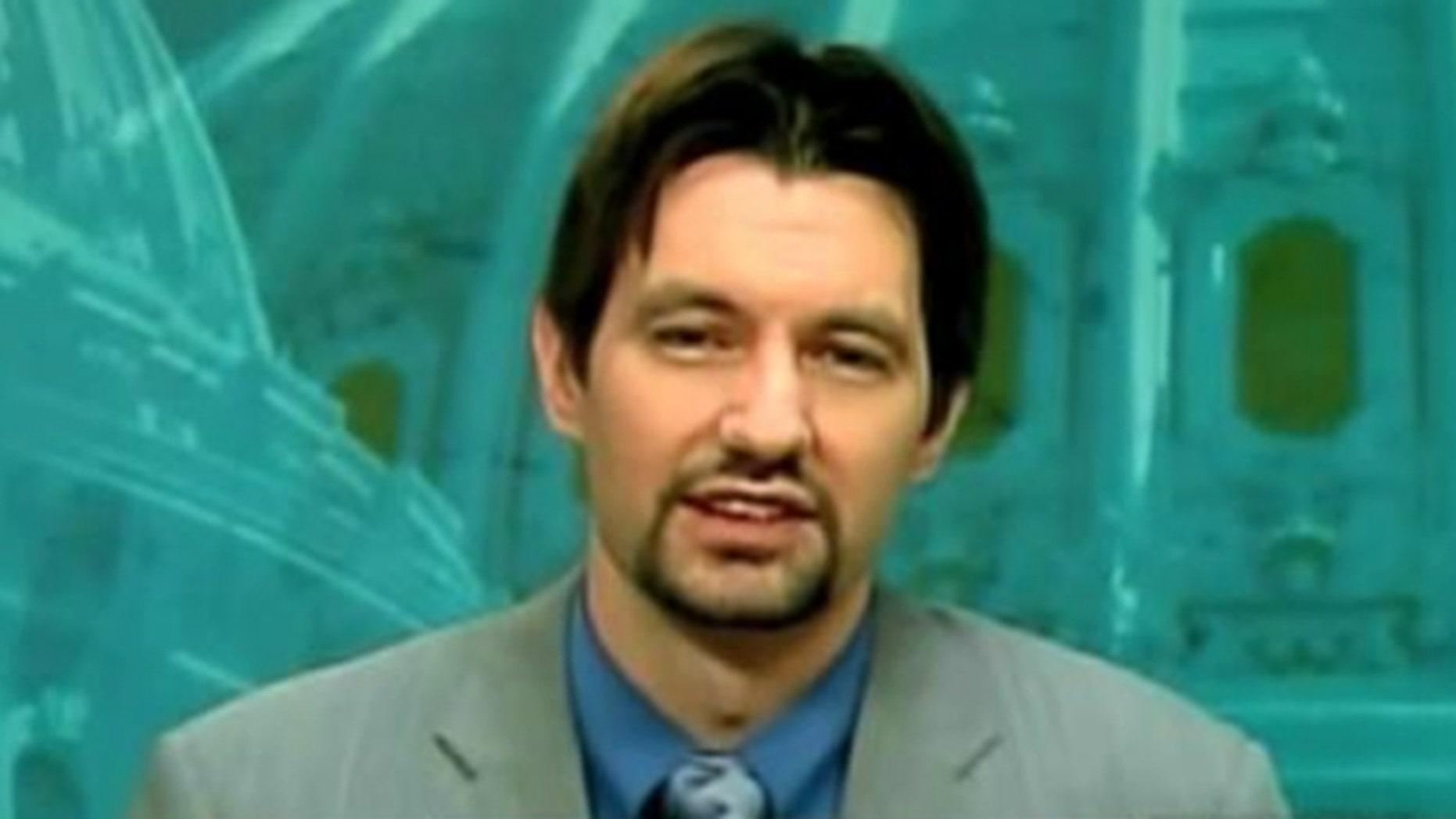 FILE: March 28, 2011: Former Heritage Foundation scholar Jason Richwine.