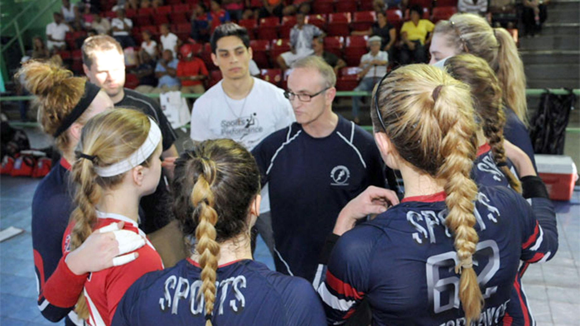 "Former USA Volleyball coach Rick Butler is accused of sexually abusing ""no fewer than six underage teen girls"" while his wife attempted to silence the victims."