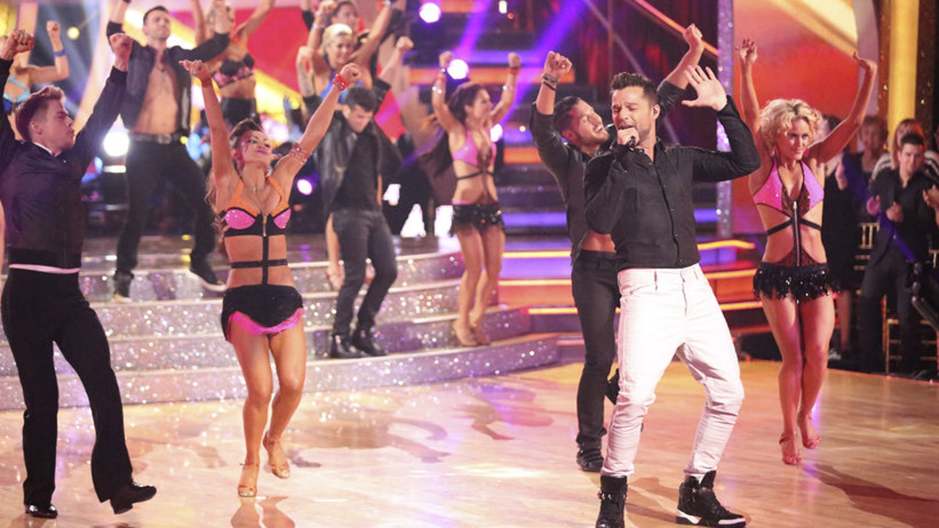 Latin Music Proves Big For 'Dancing With The Stars' | Fox News