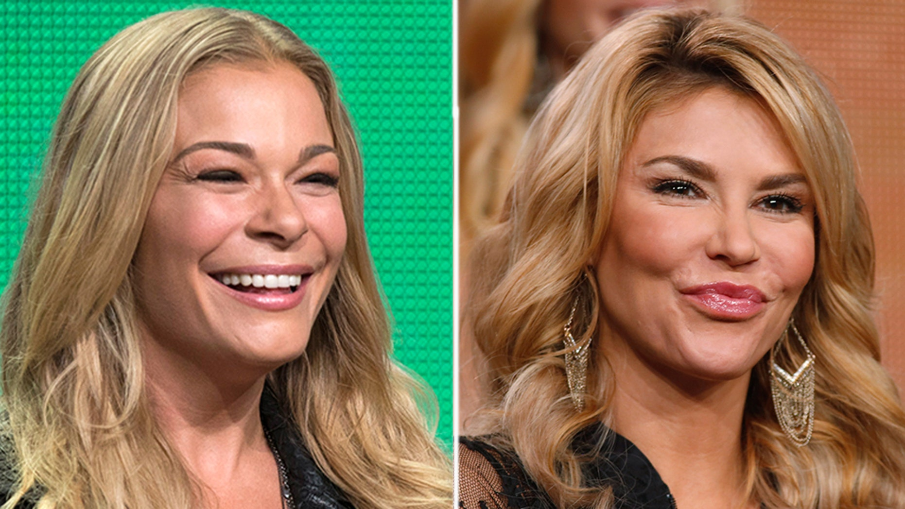 Brandi Glanville discusses ending her longtime feud with LeAnn Rimes.