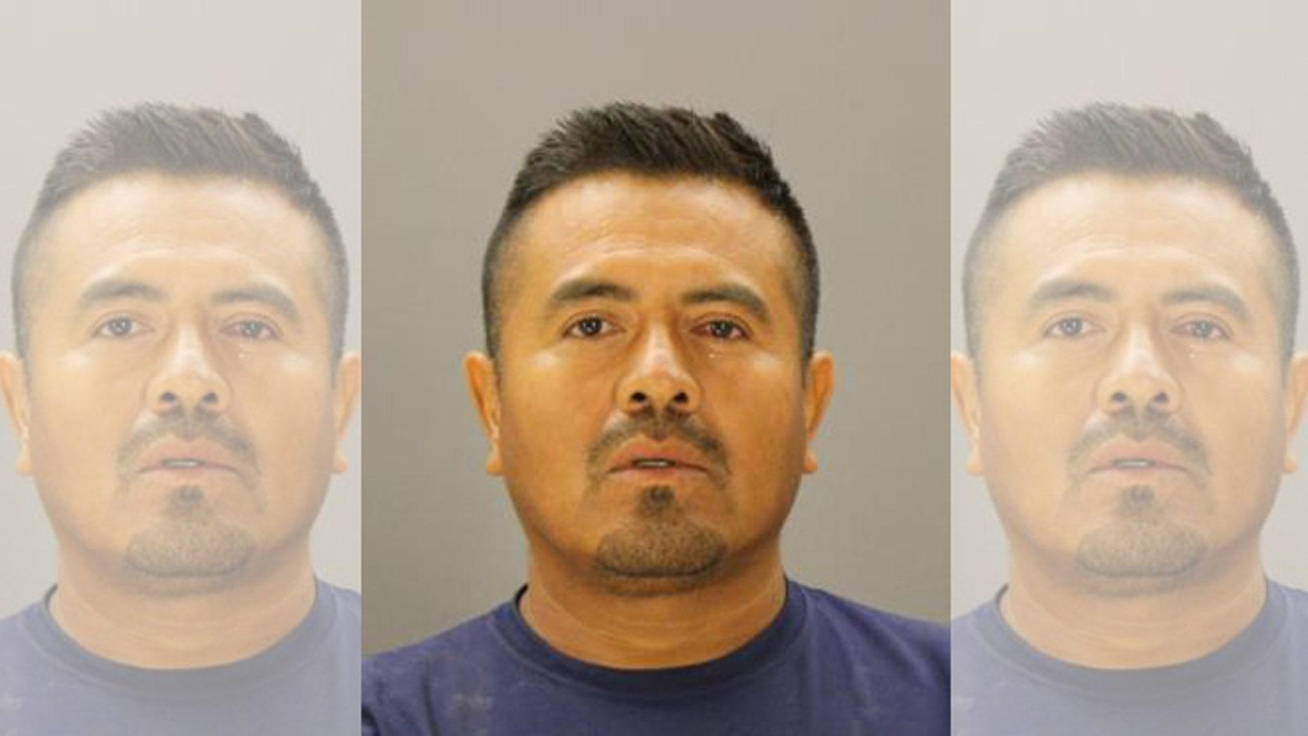 Roberto Laguna Landin. (Photo: Dallas County Sheriff's Office)
