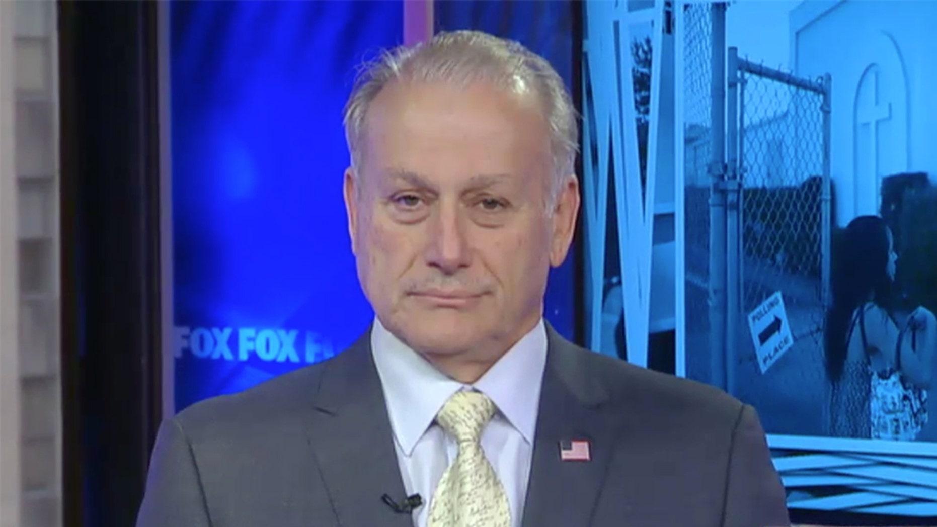 "Roque ""Rocky"" De La Fuente is running for U.S. Senate in both California and Florida."