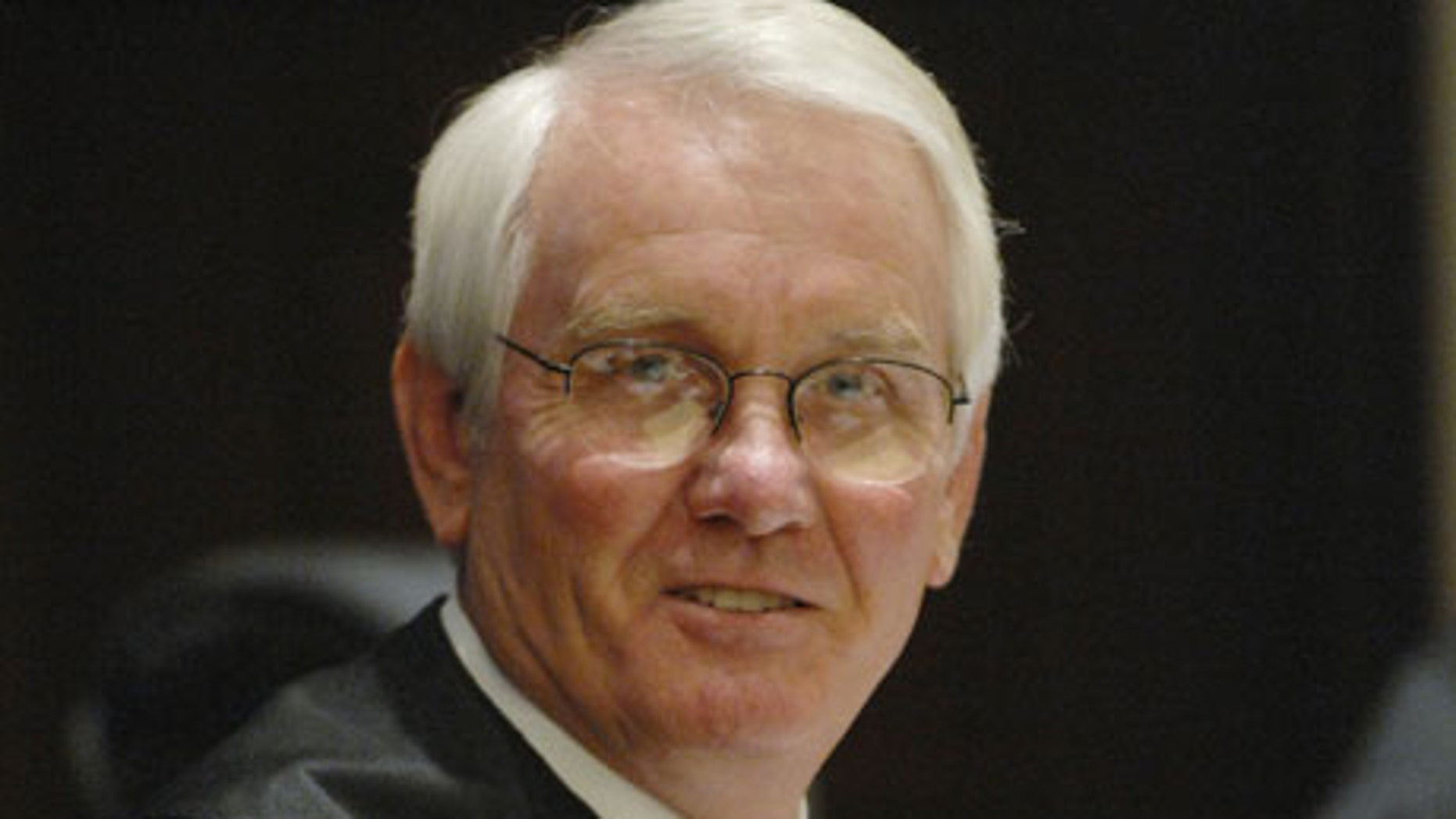 Florida District Court Judge Roger Vinson