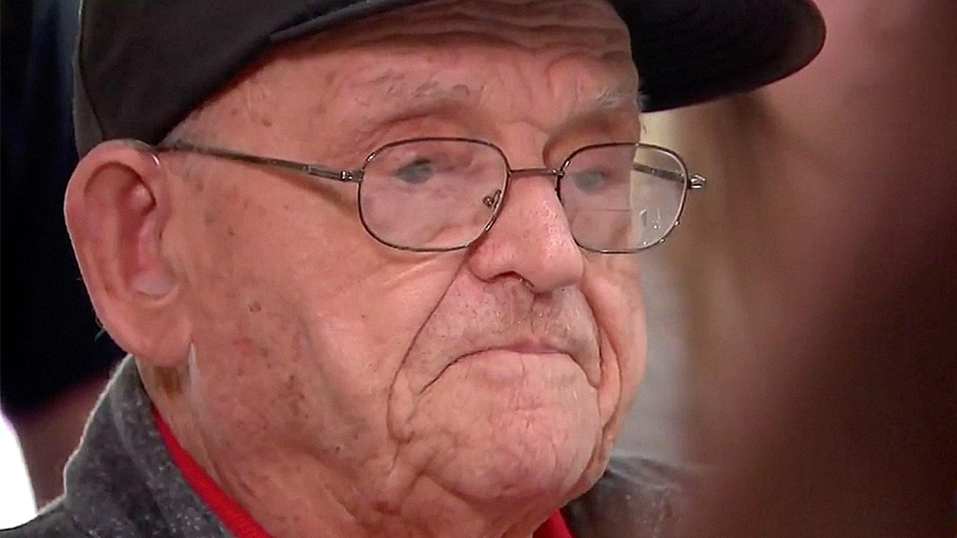 Roland Martineau, a 94-year-old World War II veteran, will finally get his high school diploma.