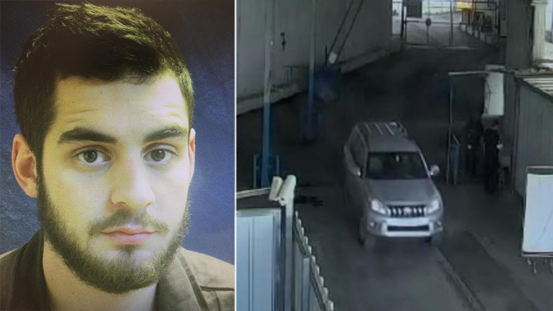 Romain Franck, an employee of France's Consulate in Jerusalem is under arrest for allegedly smuggling dozens of weapons from the Gaza Strip to the West Bank.
