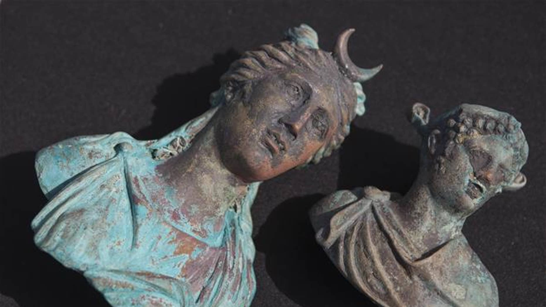 The haul is Israel's biggest discovery of Roman-era artifacts in three decades.