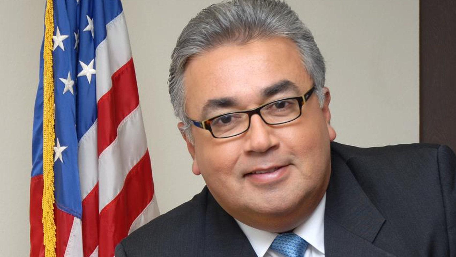 California State Sen. Ron Calderon