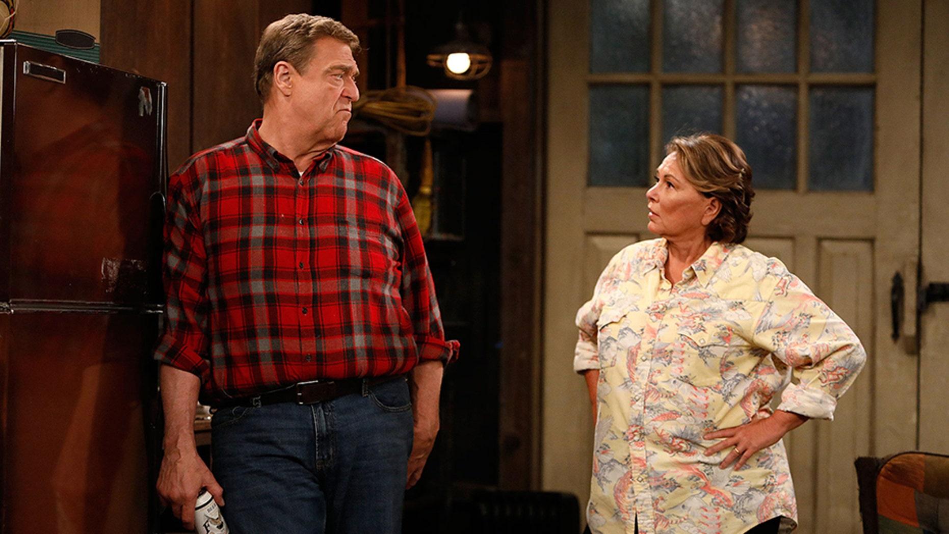 Critics pounce on ABC News promo voiced by \'Roseanne\' star John ...