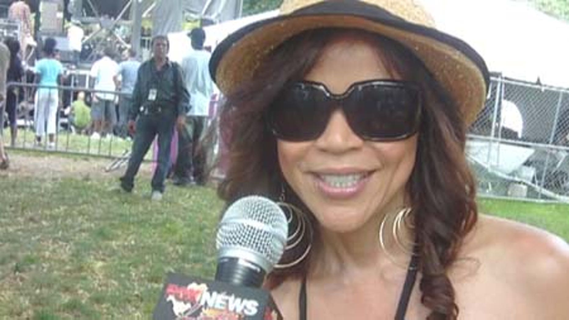 June 25, 2011: Actress Rosie Pérez chats to Fox News Latino about her love for her neighbors in Brooklyn, her successful career and her fight for equal education.