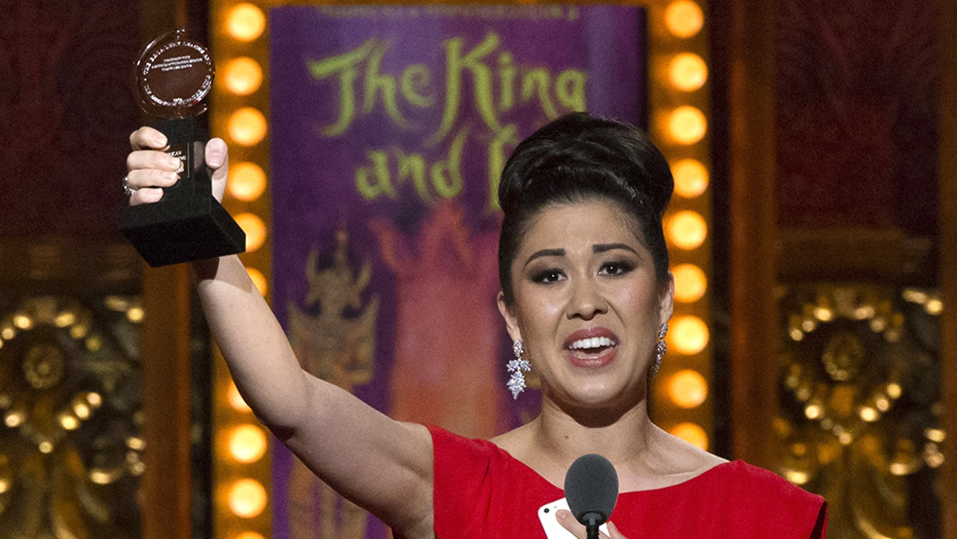 """Ruthie Ann Miles will return to the stage in the London production of the """"King and I,"""" for which she won the 2015 Tony Award, following the death of her daughter and unborn child."""