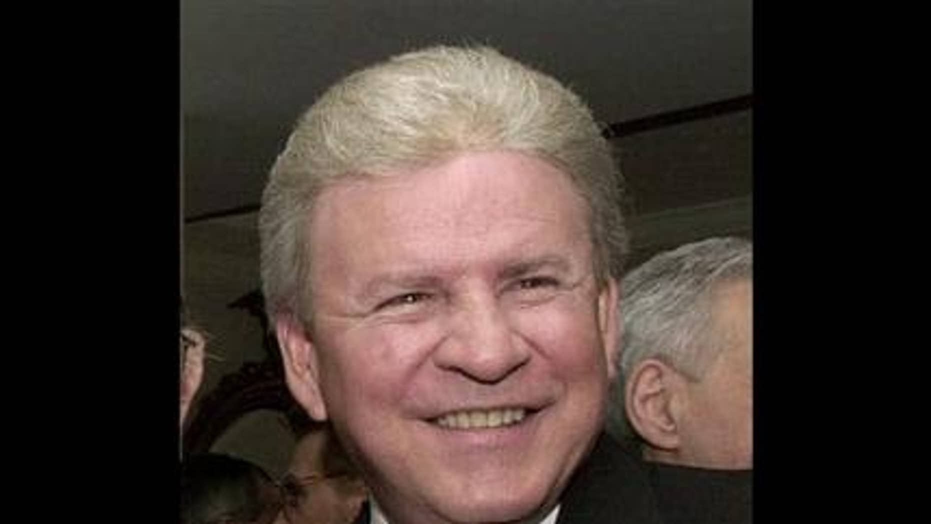 Bobby Rydell in a 2008 file photo.
