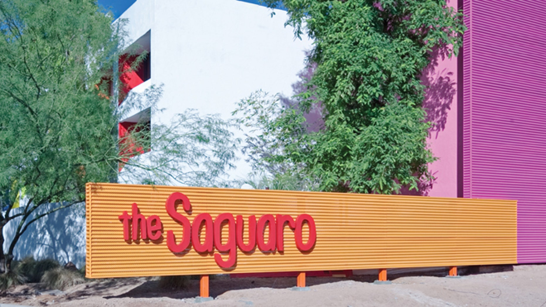 The Saguaro in Scottsdale, Ariz.