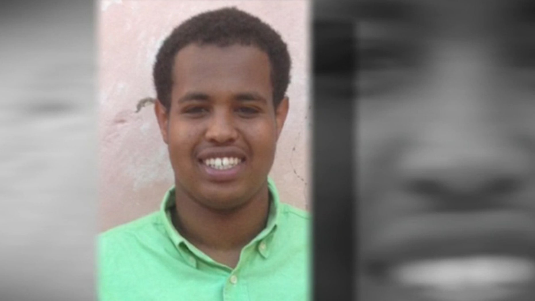 Ammar Abdirahman died in Somalia after being sent there to attend school.