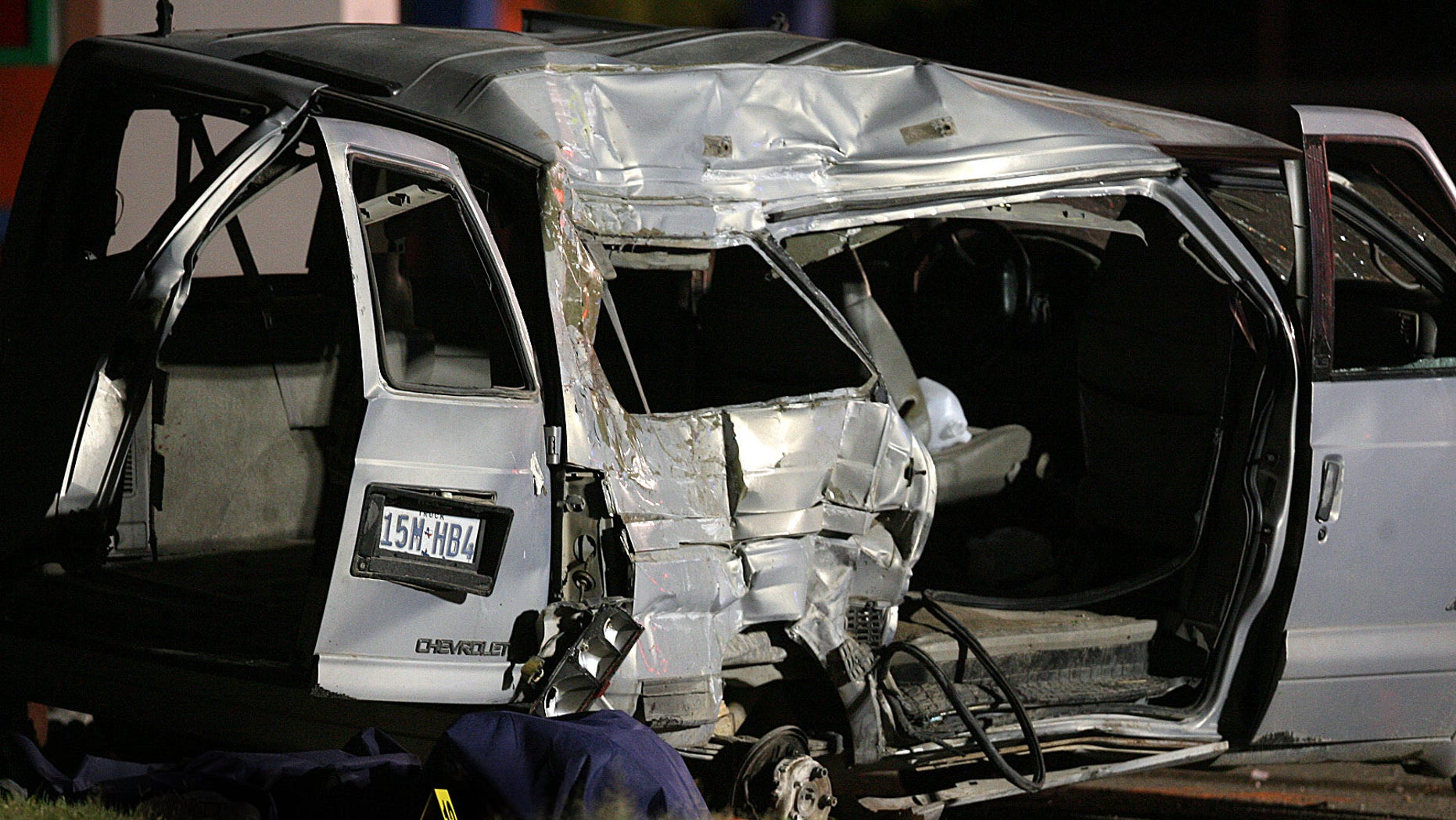 April 11: A 15-year-old boy is facing nine counts of murder after crashing a van carrying suspected illegal immigrants.