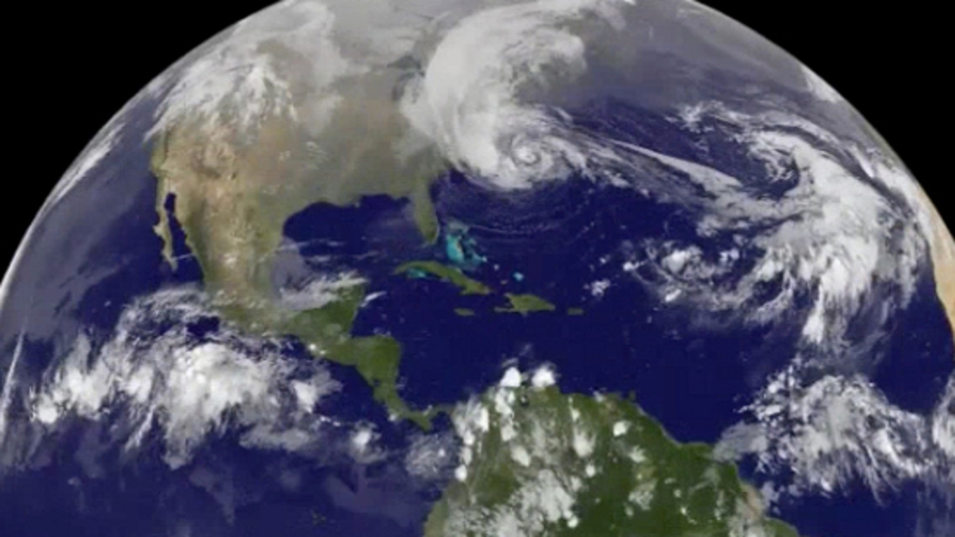 Hurricane Sandy - Growth of a Monster Storm | Video