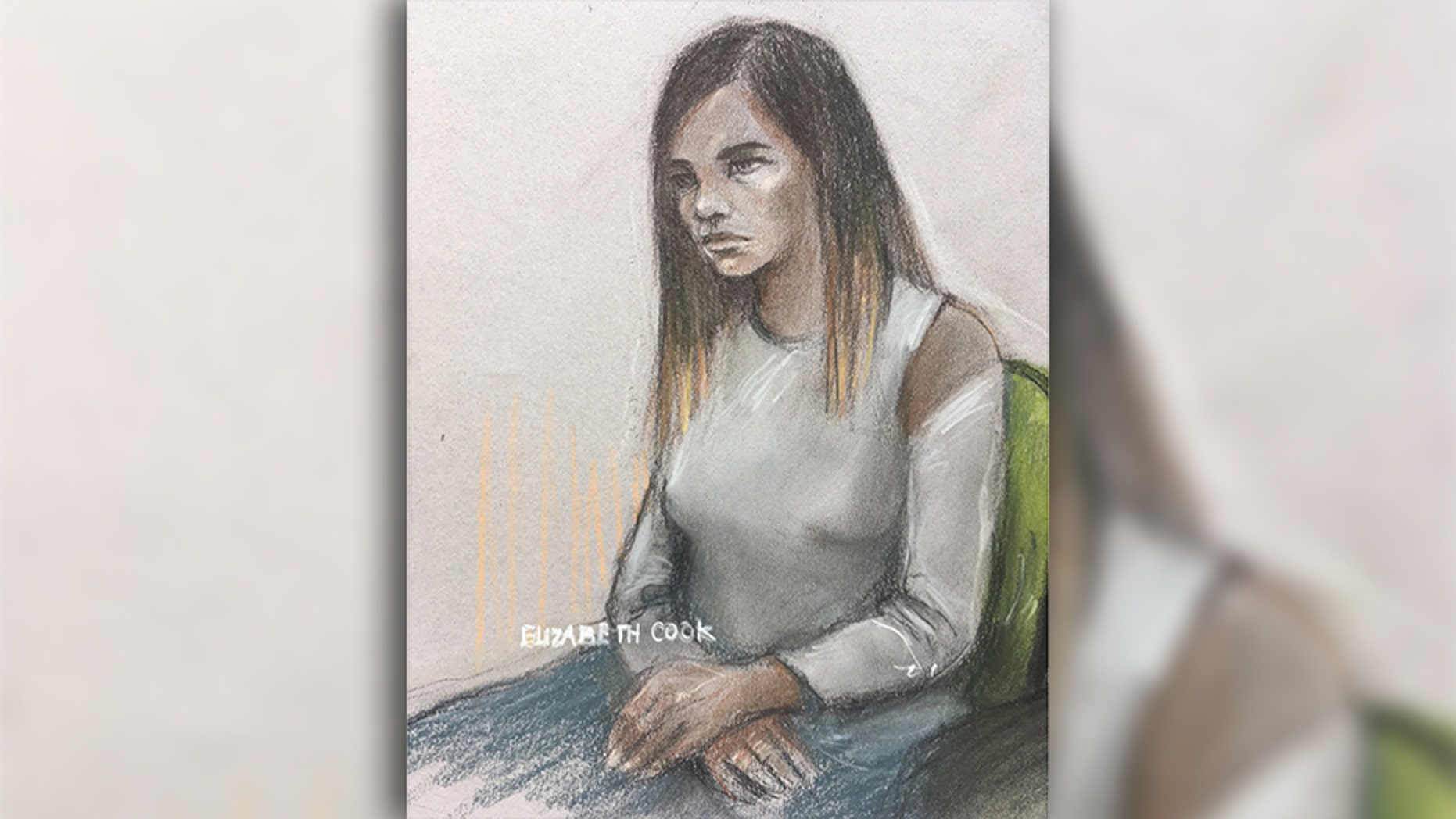 """Safaa Boular """"bonded"""" with an ISIS fighter over similar tastes in television shows and the two discussed how they would kill former President Barack Obama, a court has heard."""