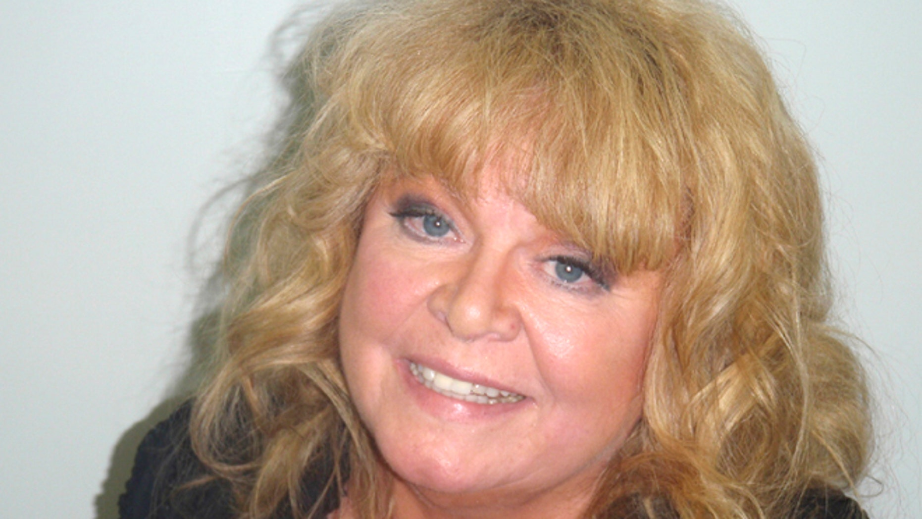 Sept. 12, 2012: This file booking photo provided by the Ogunquit, Maine, Police Department shows actress Sally Struthers after being arrested under suspicion of driving under the influence in Ogunquit, Maine.