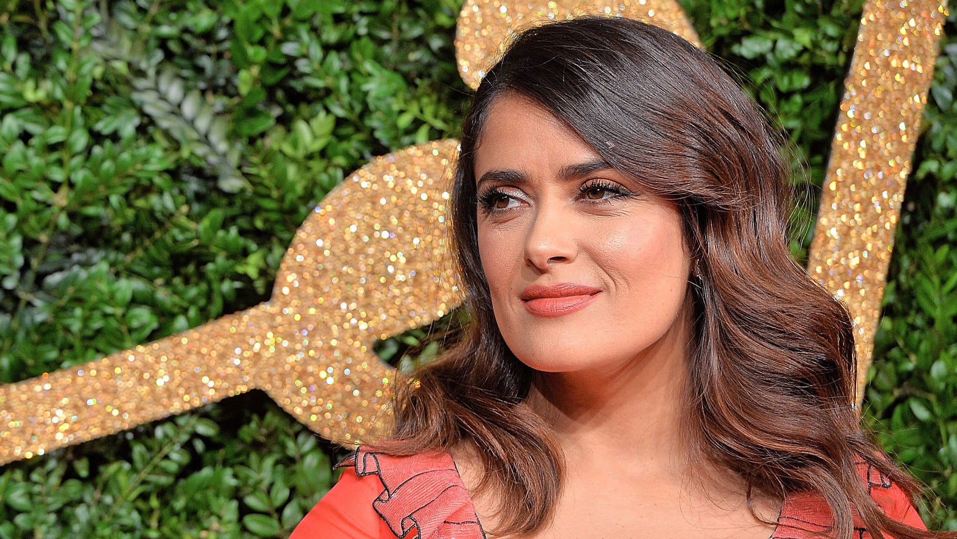 Watch Salma Hayek S First Audition Tape Recorded In 1989