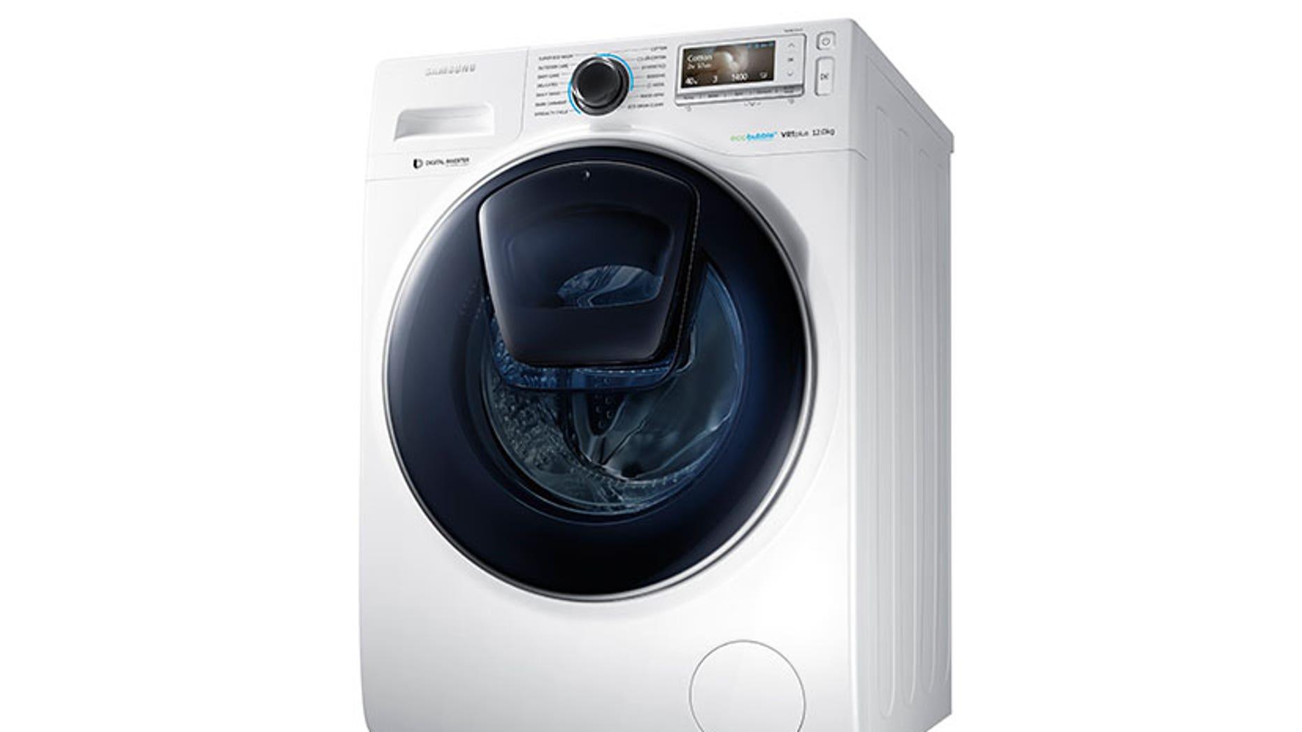 Samsung WW8500 AddWash