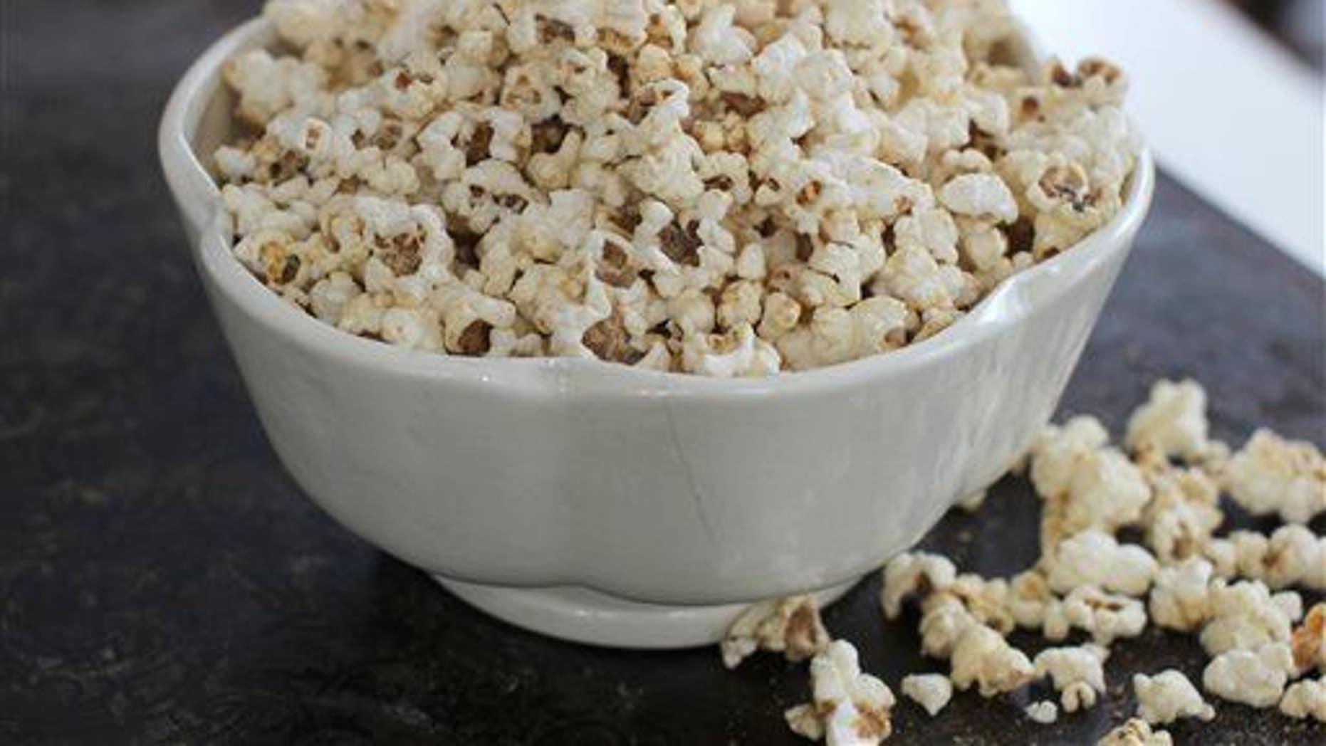 Popcorn: mystery solved.