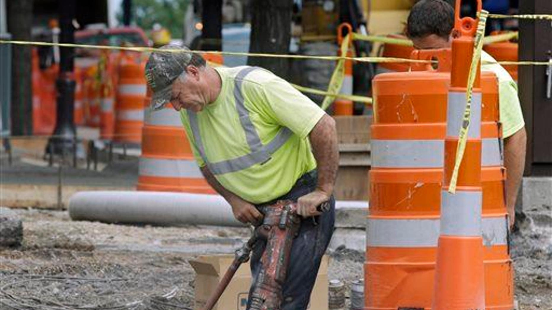 We imagine sufferers would steer clear of jackhammers.