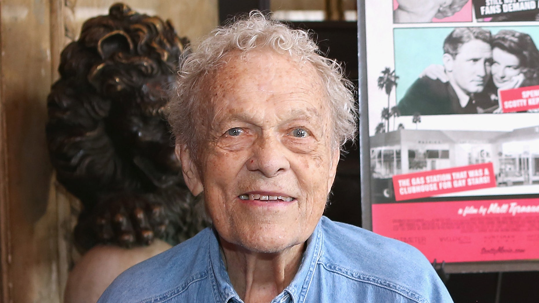 """Scotty Bowers, the so-called """"pimp to the stars"""" said he had sex with a number of Hollywood legends including Cary Grant and Bette Davis."""