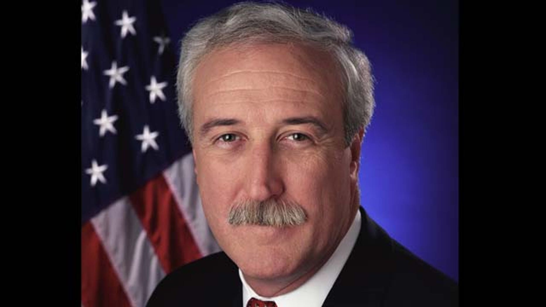 Sean O'Keefe, former NASA administrator and United States Secretary of the Navy.