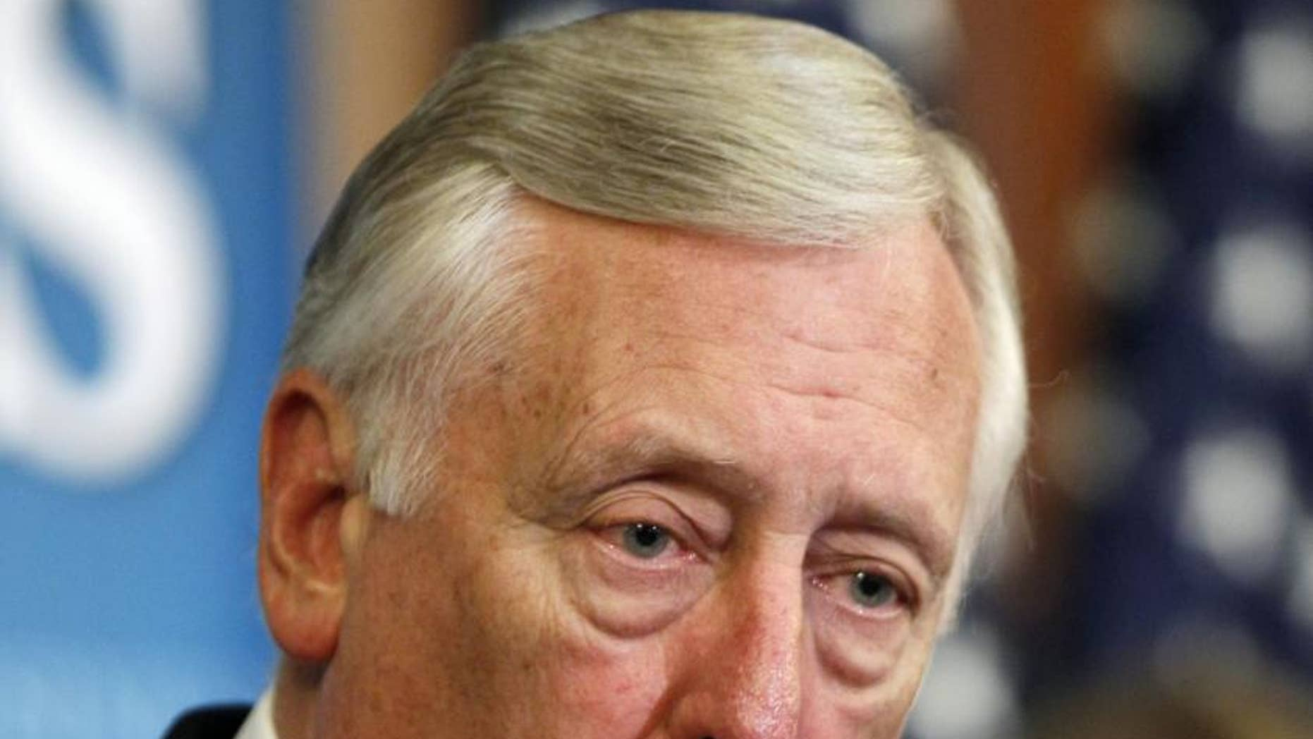 House Majority Leader Steny Hoyer/AP File