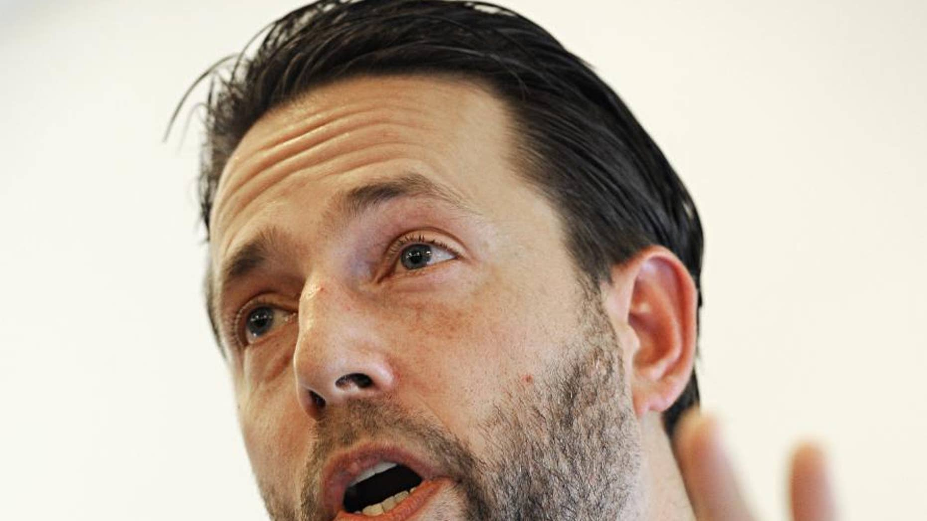 Alaska Republican Sen. Nominee Joe Miller/AP