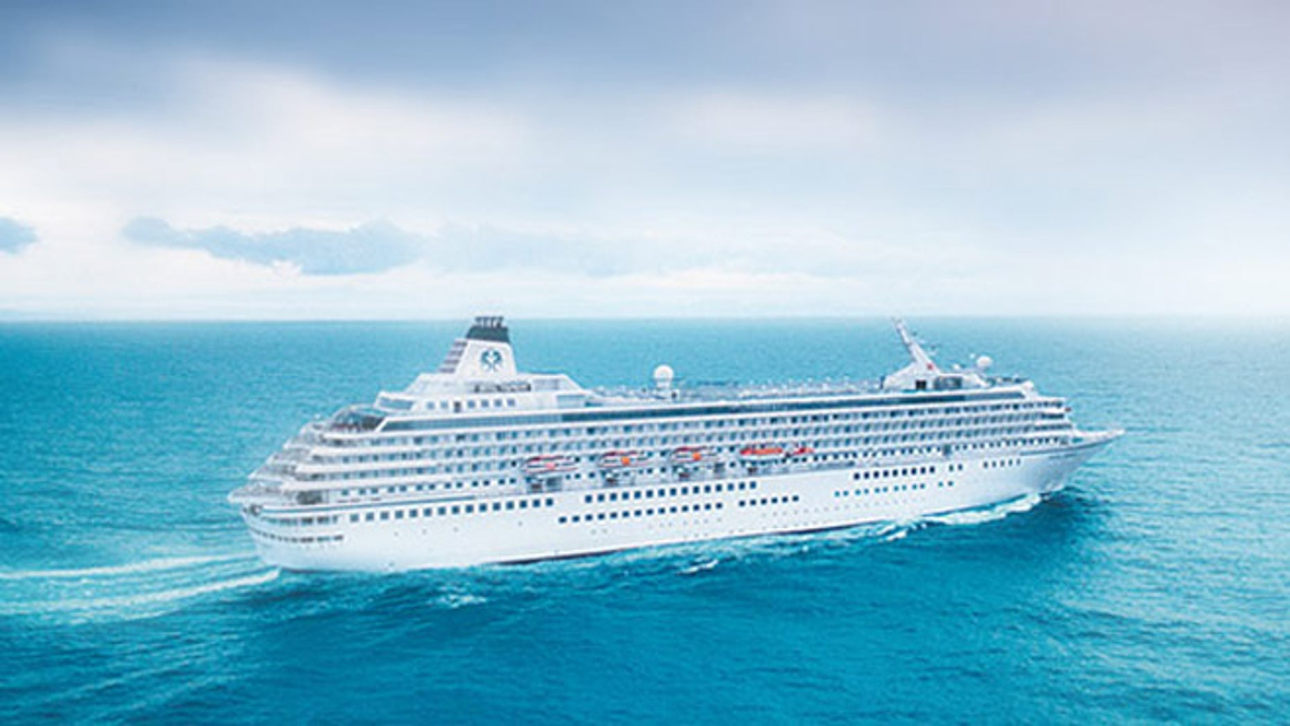 The one-percenters' singles cruise will be held on Crystal Cruise Line's Serenity.