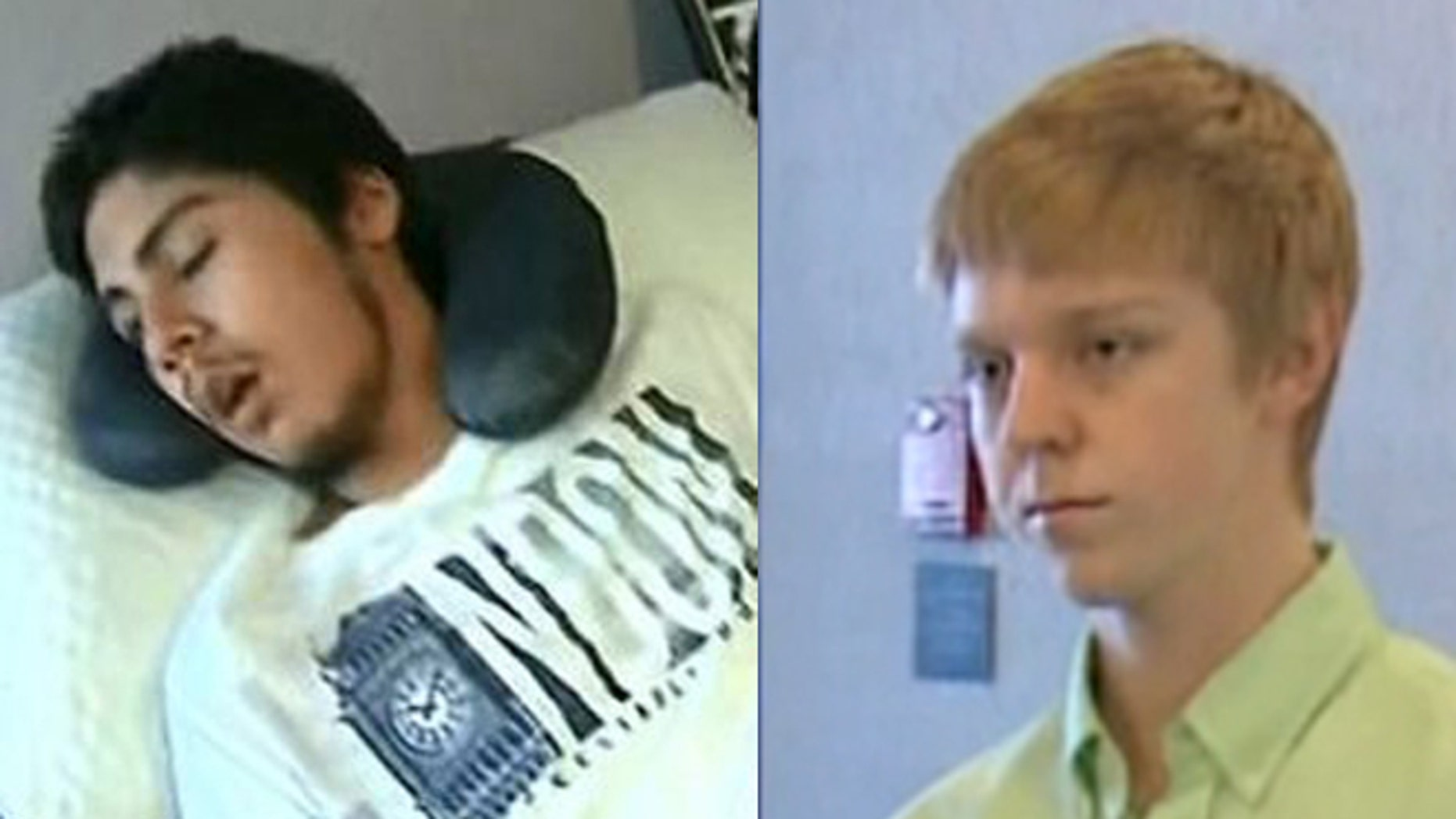 Sergio Molina, paralyzed from the neck down, and Ethan Couch, who was given 10 years probation.