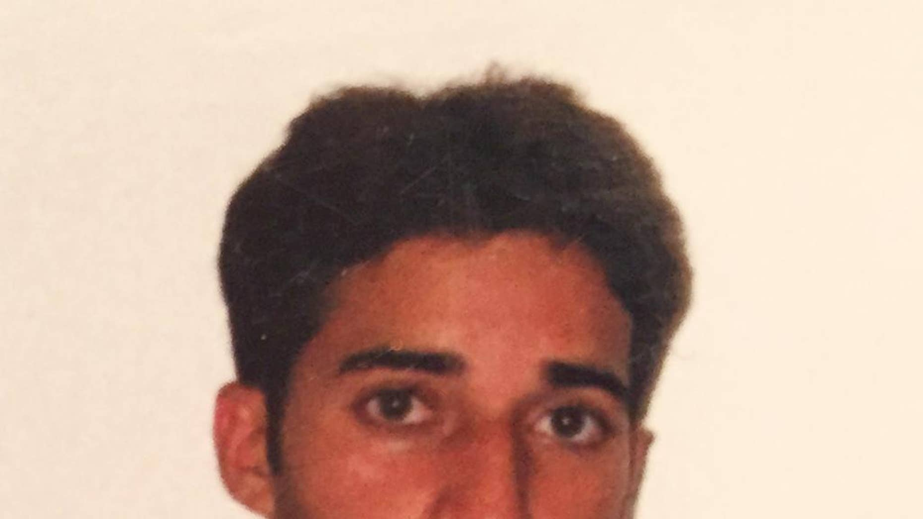 An undated photo provided by Yusuf Syed shows his brother, Adnan Syed. Adnan Syed, now 34, was sentenced to life in prison after he was convicted in 2000 of killing his Woodlawn High School classmate and former girlfriend Hae Min Lee. Serial, a popular podcast, is re-investigating the 15-year-old case in one-hour segments told in almost real-time and raising questions about whether or not Syed committed the crime. Meanwhile, Syed's post-conviction appeal is now with Maryland's Court of Special Appeals. (AP Photo/Courtesy of Yusuf Syed)