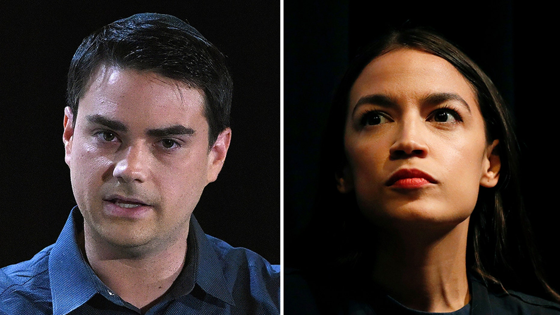 Ben Shapiro wants to have a discussion with Democratic Socialist Alexandria Ocasio-Cortez.