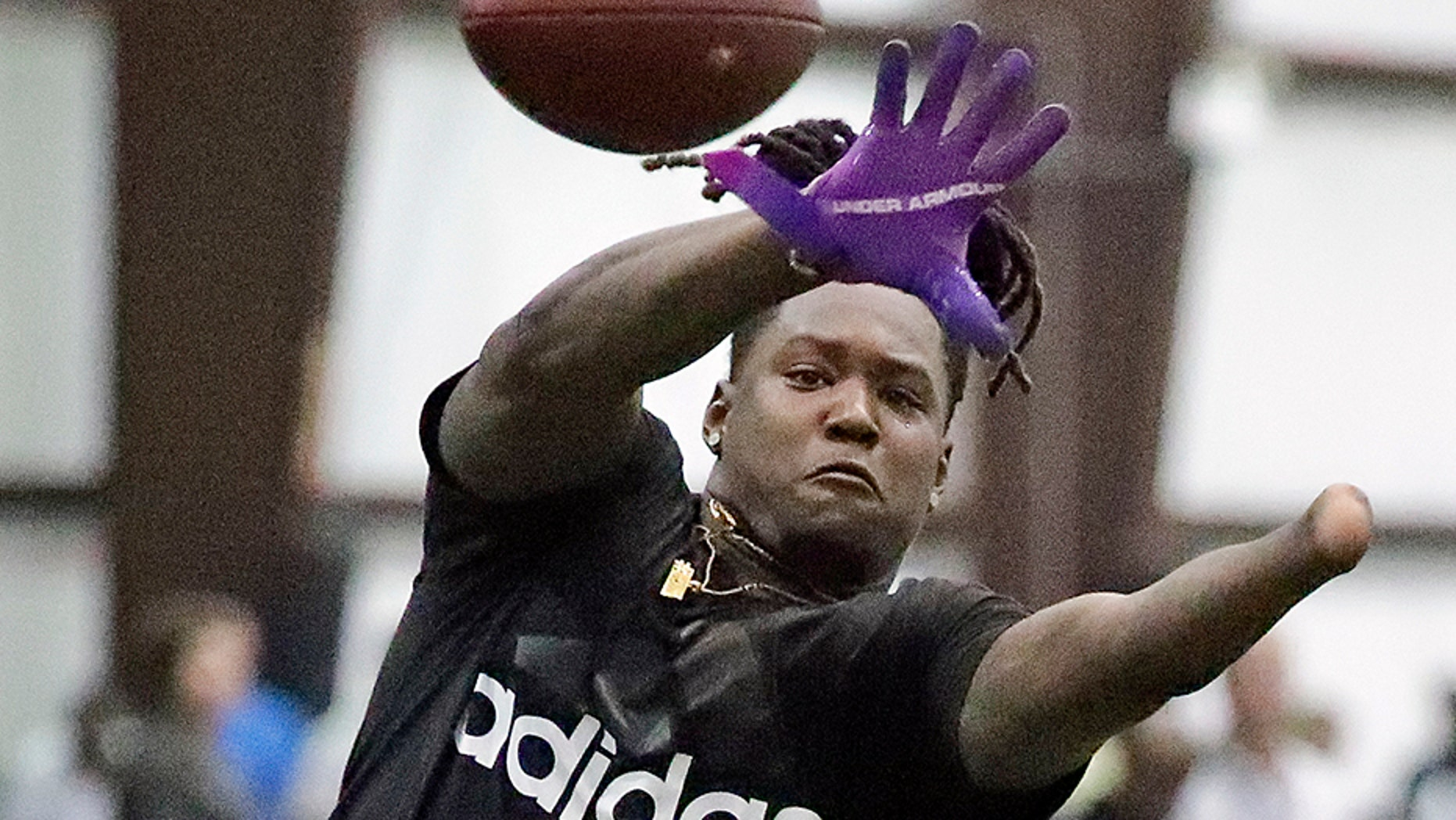 Shaquem Griffin was drafted by the Seattle Seahawks on Saturday.