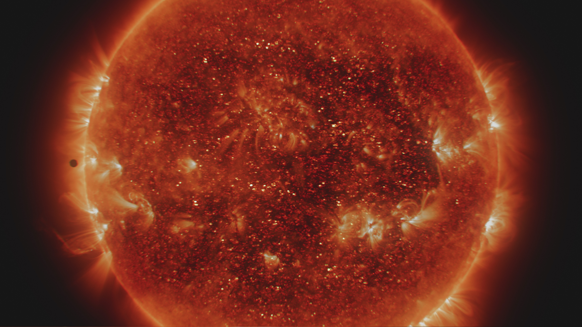 """Nat Geo's """"One Strange Rock"""" explores Earth's complicated relationship with the sun."""