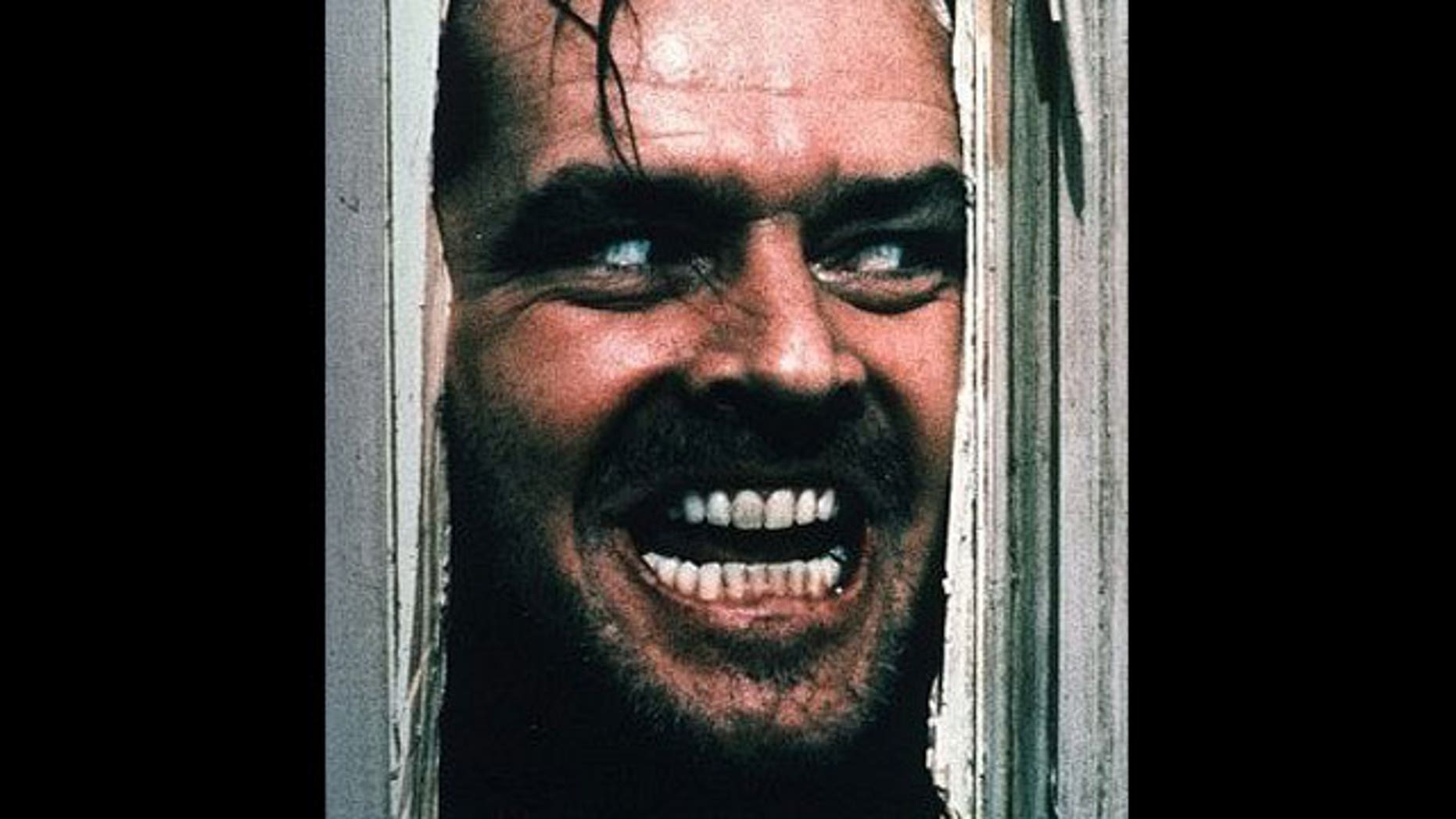 """Is the Stanley Kubrick classic film """"The Shining"""" the scariest film of all time?"""