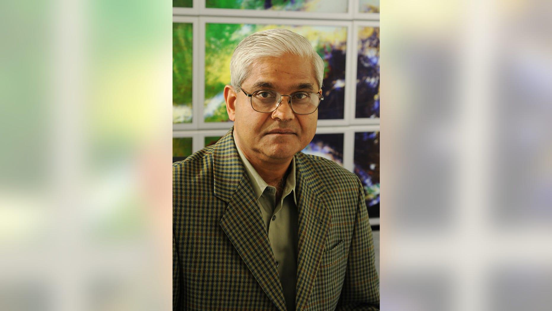 Jagadish Shukla, Professor, Atmospheric Oceanic Earth Sciences, George Mason University.
