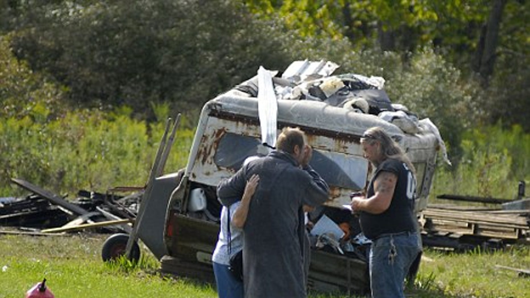 Aug. 18, 2012: Siblings killed in large explosion from home bonfire.