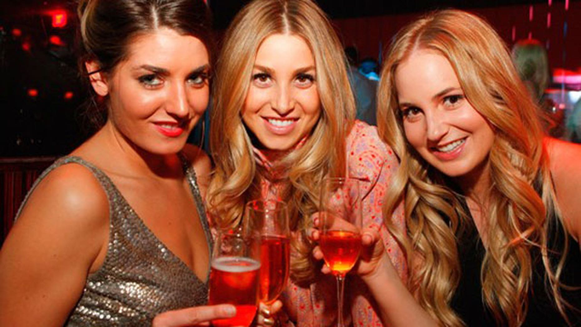 Whitney Port and good friends, including co-star Samantha Swetra, hosting Friday night at JET NIGHTCLUB at The Mirage where they mixed and mingled with partygoers and danced into the wee hours of the morning.