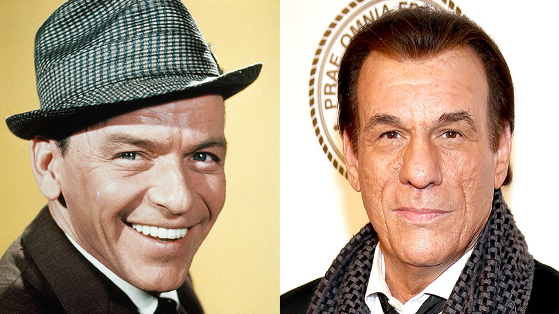 "Actor Robert Davi claimed that Frank Sinatra once gave him a choice – sit down for his first drink with him or be ""fired"" from a movie set, according to a report Friday."