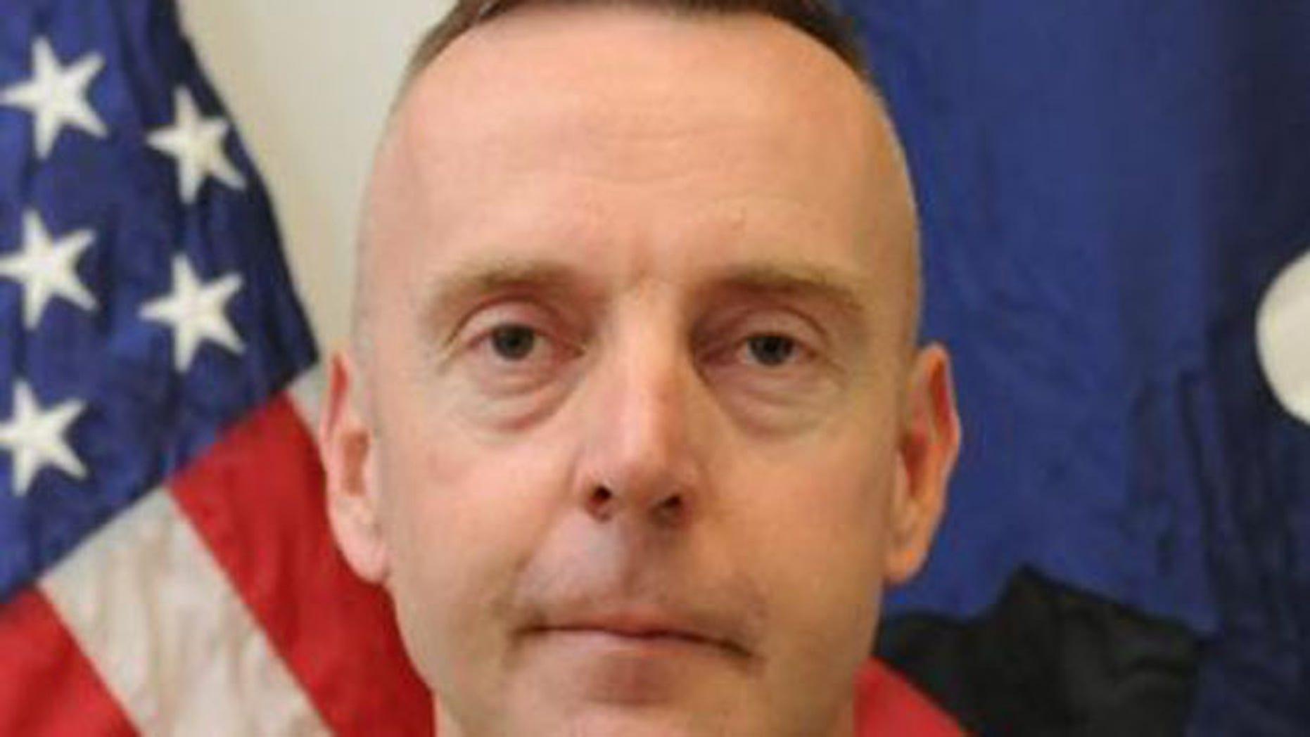 Army Brig. Gen. Jeffrey Sinclair, 18th Airborne Corps, Fort Bragg, N.C.