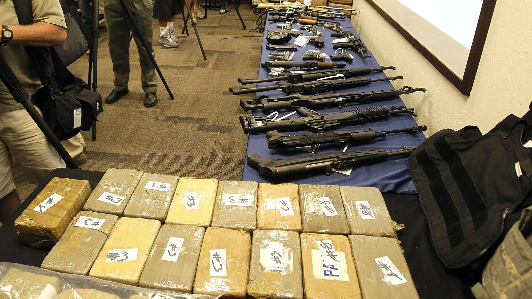 Arizona Busts Billion Dollar Drug Ring Tied To Mexican