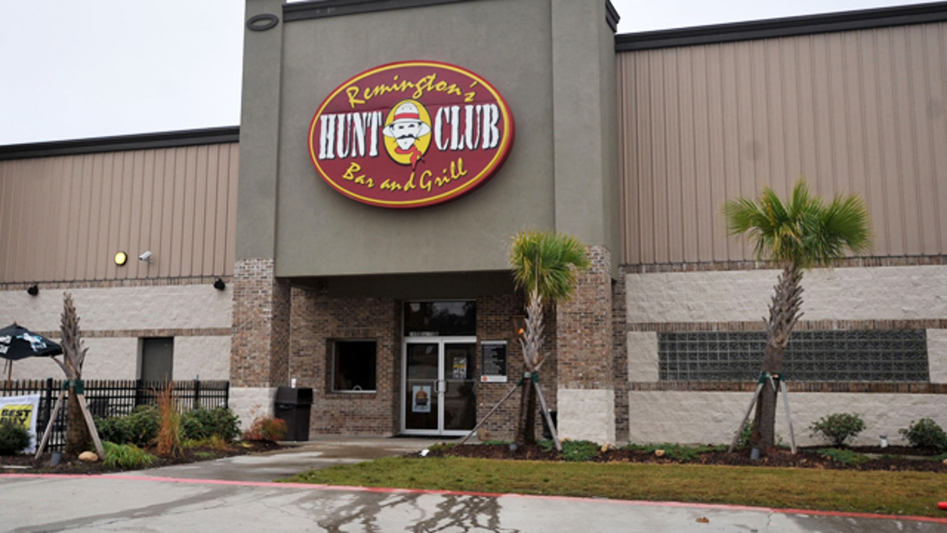 Martez Smith and Tim Green and defensive end Deddrick Jones were shot at Remington's Hunt Club in Hattiesburg, Miss.