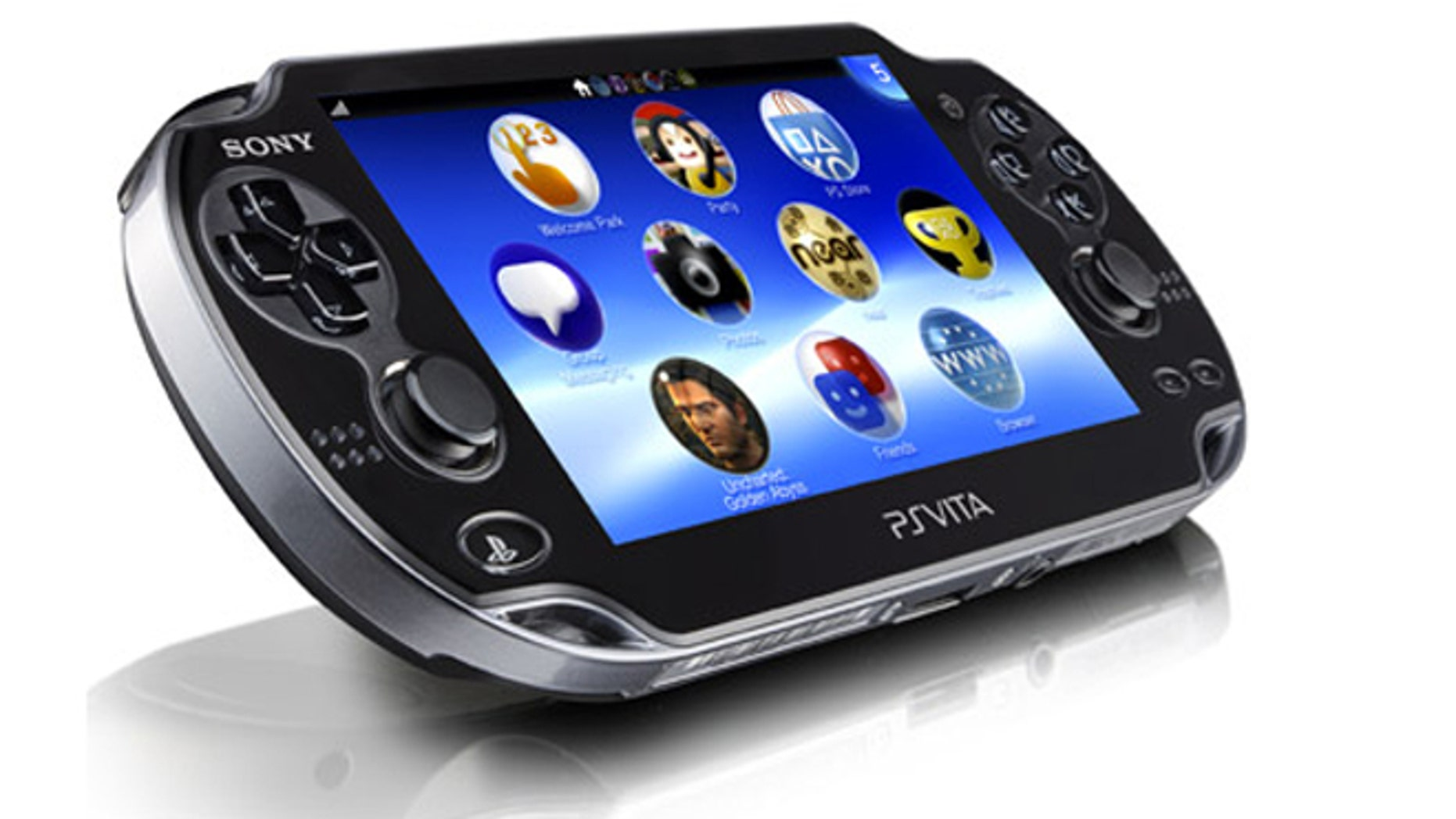 The Sony Playstation Vita